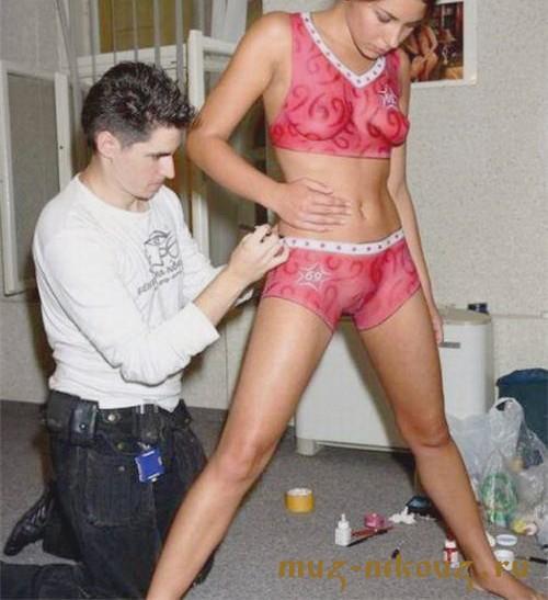 Проститутка Фрици 100% фото мои